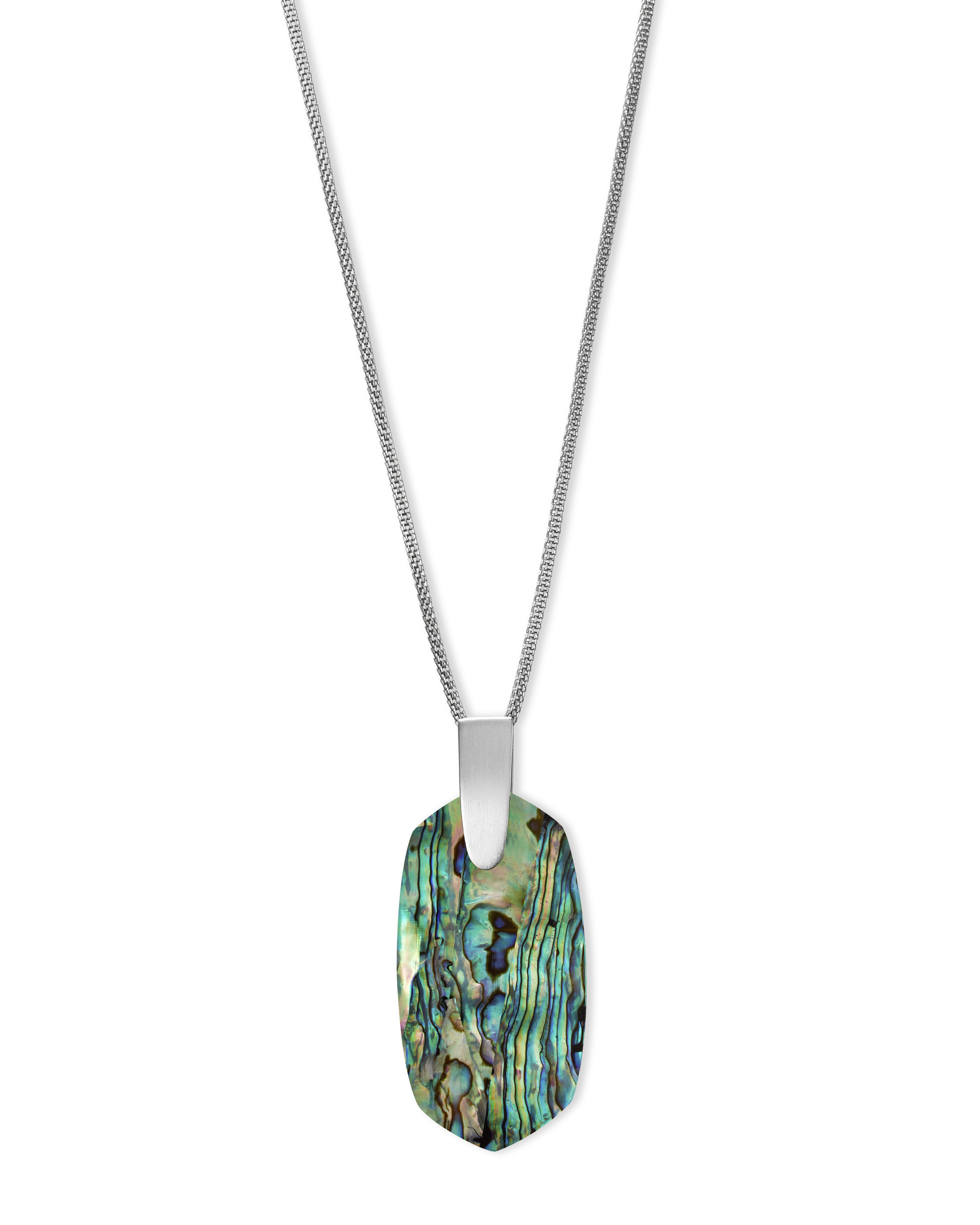 Kendra Scott Inez Abalone Necklace