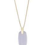 Kendra Scott Inez Slate Necklace