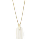 Kendra Scott Inez Mother of Pearl Necklace